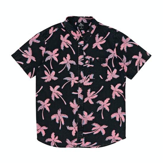 Rip Curl Miramar Boys Short Sleeve Shirt