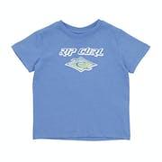 T-Shirt à Manche Courte Rip Curl Neon Slant And Donut Groms