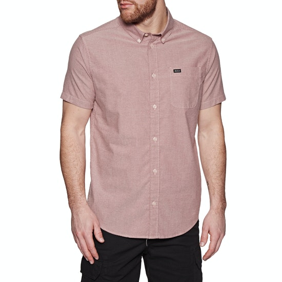 RVCA That'll Do Stretch Short Sleeve Shirt