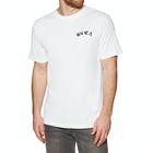 RVCA Wildcat Short Sleeve T-Shirt