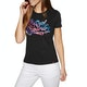 Superdry The Real Festival Embroidery Entry Womens Short Sleeve T-Shirt
