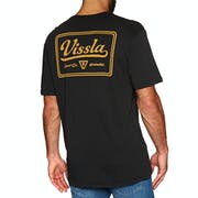 Vissla Glass Shop Short Sleeve T-Shirt