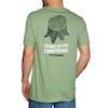 Patagonia Stand Up Organic Kurzarm-T-Shirt - Matcha Green