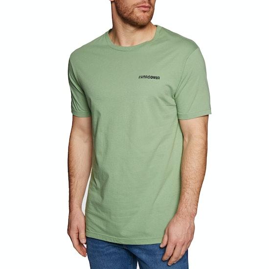 Patagonia Stand Up Organic Kurzarm-T-Shirt