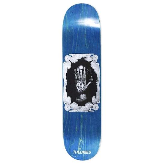 Theories Of Atlantis Hand Of Theories 8 Inch Skateboard Deck