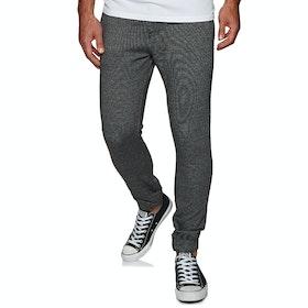 Vissla Sofa Surfer Groomer Jogging Pants - Black