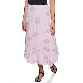 Amuse Society Jardines Del Rey Skirt - Lilac