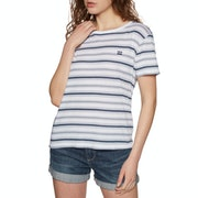 Billabong Beach Day Ladies Short Sleeve T-Shirt