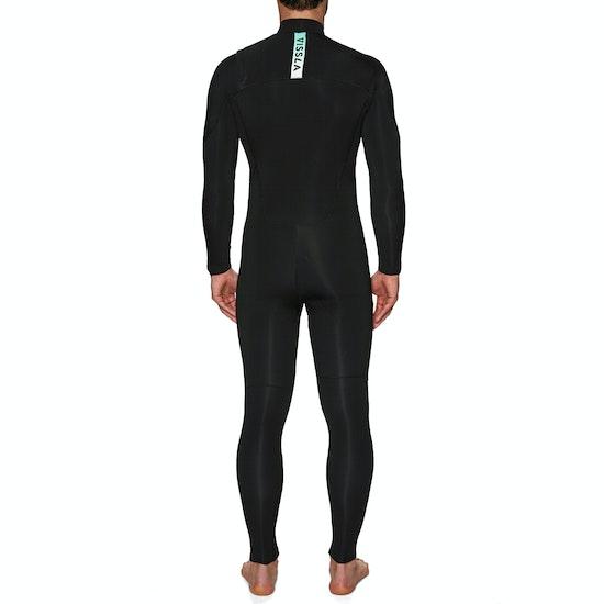 Vissla Seven Seas 4/3mm Chest Zip Wetsuit