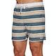 Rhythm Coastal Stripe Beach Shorts