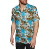 Dickies Blossvale Short Sleeve Shirt - Ocean