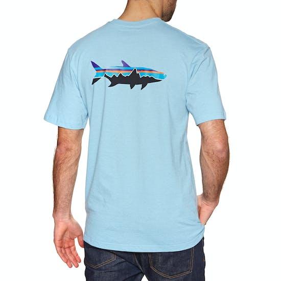 Patagonia Fitz Roy Tarpon Responsibili-tee Short Sleeve T-Shirt