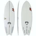 Lib Tech X Lost Puddle Fish 5 Fin Surfboard
