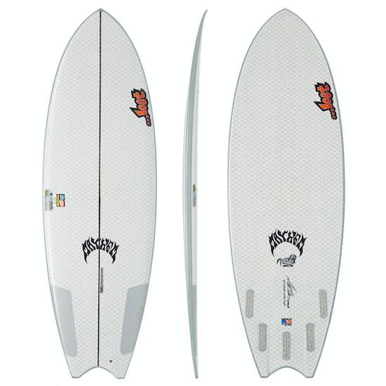 Lib Tech X Lost Puddle Fish 5 Fin Surfboard
