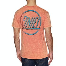 Etnies Retro Short Sleeve T-Shirt - Rust