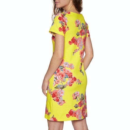Joules Riviera Short Sleeve Jersey Print Dress