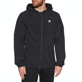 Chaqueta Adidas Dekum Packable Wind - Black Black
