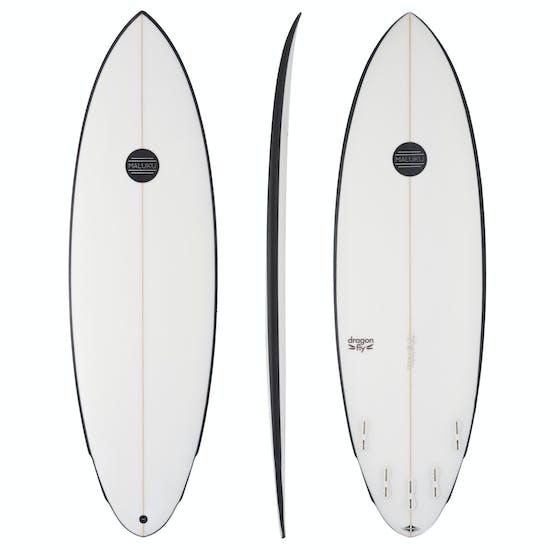 Maluku Dragonfly FCS II 5-Fin Surfboard