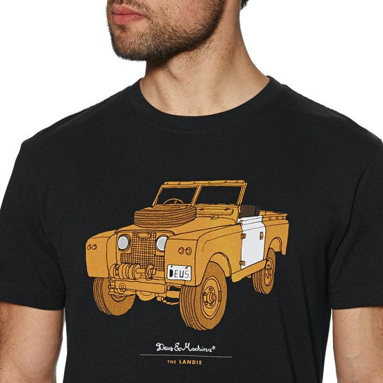 Deus Ex Machina The Landie Short Sleeve T-Shirt