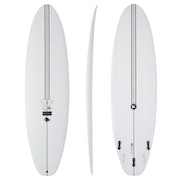 Fourth Surfboards BP Mini Base Construction FCS II 5-Fin Surfboard