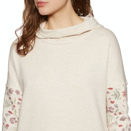 Burton Hixon Womens Pullover Hoody