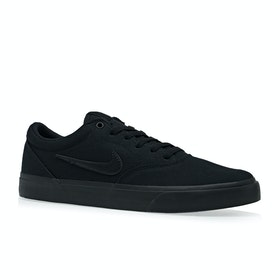 Chaussures Nike SB Charge Solarsoft - Black