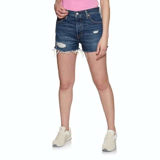 Levi's 501 High Rise Womens Shorts