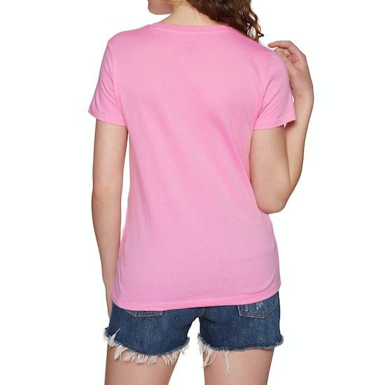 T-Shirt à Manche Courte Femme Levi's The Perfect