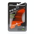 FCS II Accelerator Neo Glass Tang Gradient Tri Fin