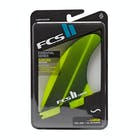 FCS II Carver Neo Glass Large Acid Gradient Tri Fin