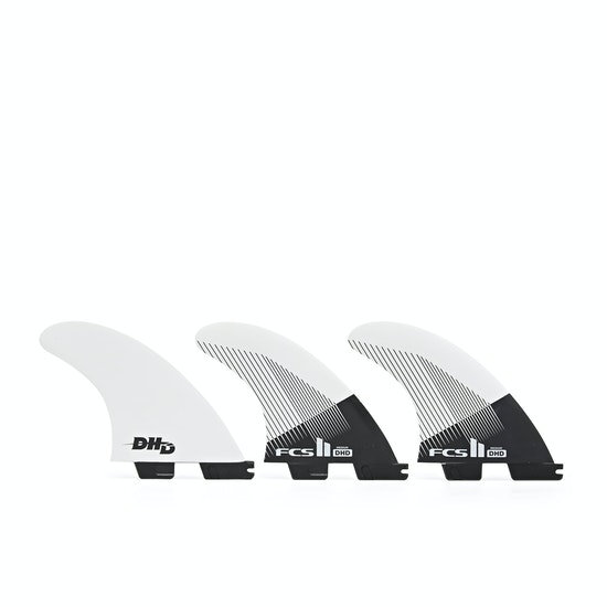 FCS II DHD Performance Core Tri Fin
