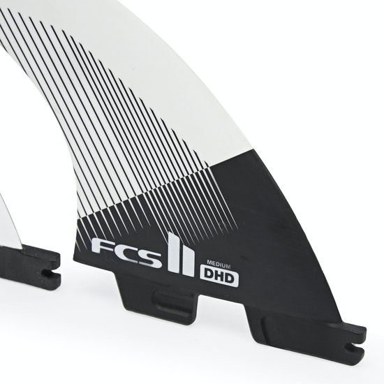 FCS II DHD Performance Core Tri-Quad Fin