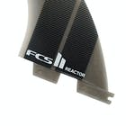 FCS II Reactor Neo Glass Gradient Tri Fin