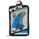 FCS Performance Core 5 Tri-quad Fin