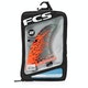 FCS Performance Core 7 Tri-Quad Fin