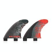FCS Performance Core G-XQ Quad Rear Fin