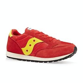 Chaussures Enfant Saucony Jazz Original Vintage - Red Yellow