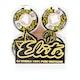 Roda de Prancha de Skate OJ Elites Universals 101a 55mm