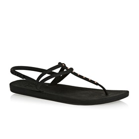 Reef Escape Lux T Stud Womens Sandals - Antique Black