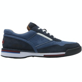 Rockport ProWalker Ltd Edition Classic Walking Shoes - Navy Nbk/suede