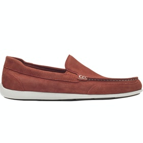 Rockport BL4 Venetian Slip On Trainers - Ketchup Sde