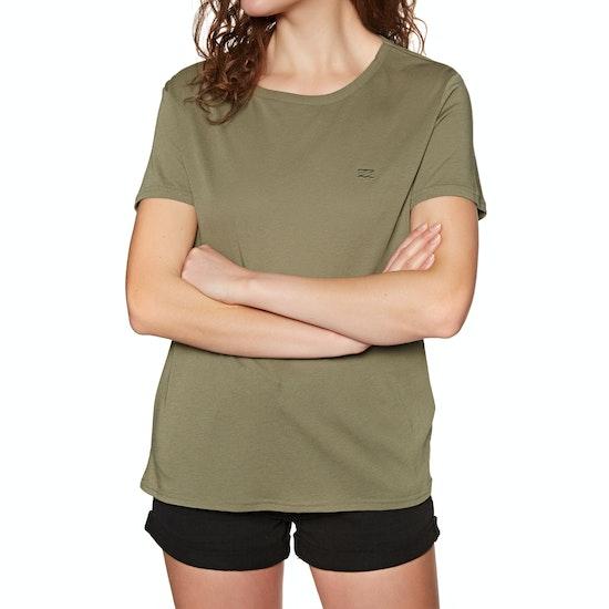 Camiseta de manga corta Mujer Billabong Beach Day