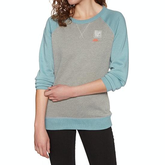 Burton Keeler Crew Womens Sweater