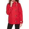 Joules Coast Womens Waterproof Jacket - Chinese Red