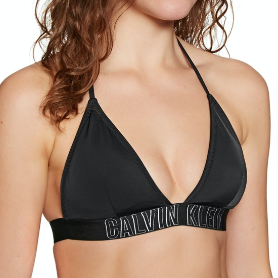 Calvin Klein Fixed Triangle Bikini Top