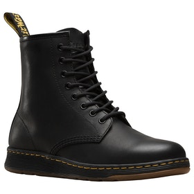 Dr Martens Newton Boots - Black Temperley