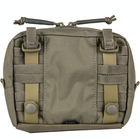 5.11 Tactical Flex Medium Gp Drop Pouch - Ranger Green