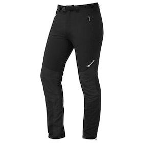 Montane Alpine Stretch Reg Leg Pants - Black