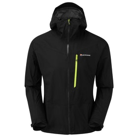 Montane Minimus Waterproof Jacket - Black