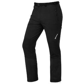 Montane Terra Stretch Reg Leg Pants - Black